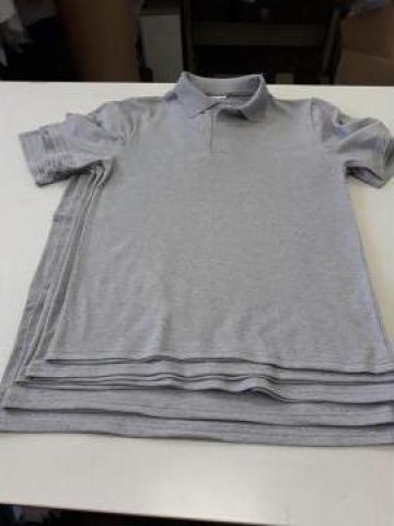 Tricouri polo pentru agenti de paza
