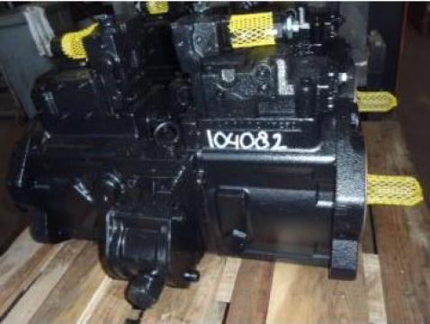 Pompa hidraulica Kawasaki - k3v112dtp1llr-yt5k-v de la Instalatii Si Echipamente Srl