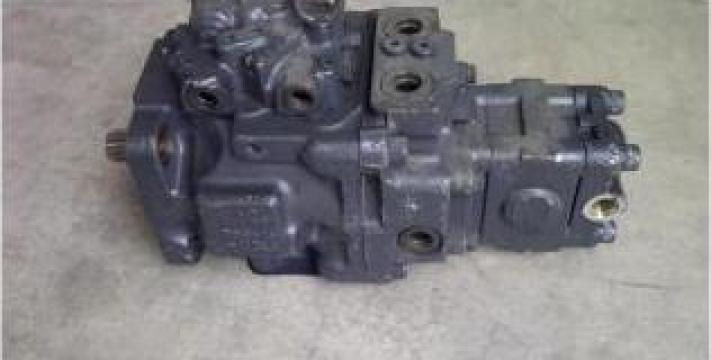 Pompa hidraulica miniexcavator Komatsu 708-1S-11212 de la Nenial Service & Consulting