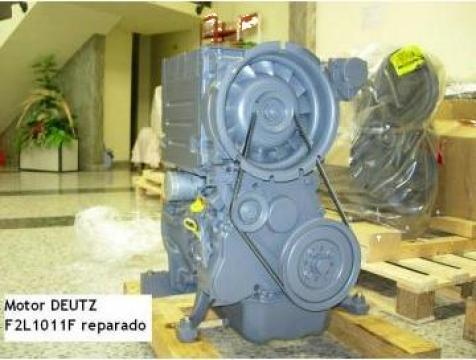 Motor Deutz F2L 1011F de la Nenial Service & Consulting