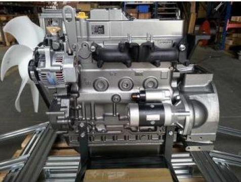 Motor miniexcavator, miniincarcator Yanmar 4TNV88 de la Nenial Service & Consulting