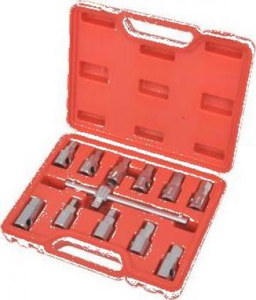 """Set de chei pentru scurgere baie de ulei, 3/8"""" de la Vidaxl"""