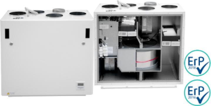 Unitate de ventilatie Ensy AHU 350 BH/BV de la HausEnergy Srl