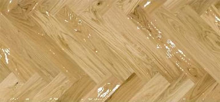 Parchet multistrat Stejar Caramel Herringbone