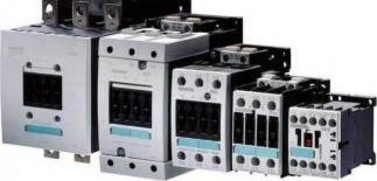 Contactori electrici 3 poli Siemens 9A, 12A, 16A, 25A, 32A, de la Electrofrane