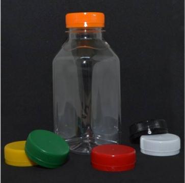 Sticle PET patrate fresh 330ml 153 buc/bax de la Cristian Food Industry Srl.