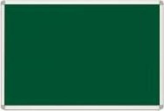 Tabla scolara magnetica alba / verde (2000x1200) de la Distinct Mob SRL