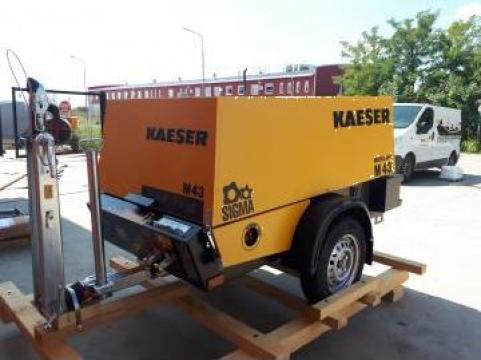 Motocompresor Kaeser M 43 de la Imocon Srl