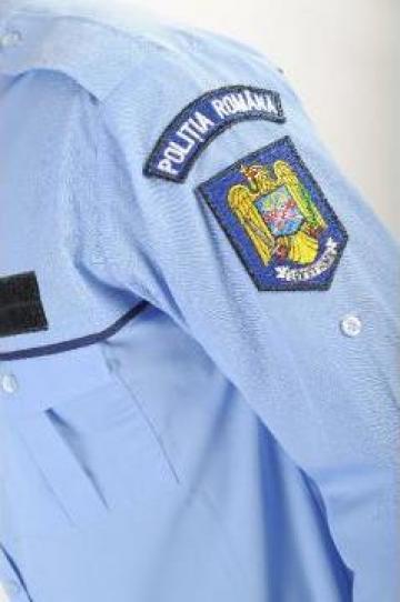 Camasa de politie maneca scurta sau maneca lunga