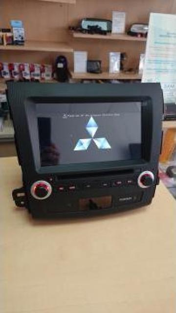 Sistem navigatie Mitsubishi Outlander 2007-2012 Android 10