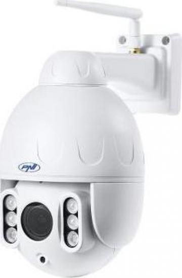 Camera video WiFi PTZ 5X Zoom optic 2MPx PNI IP652W