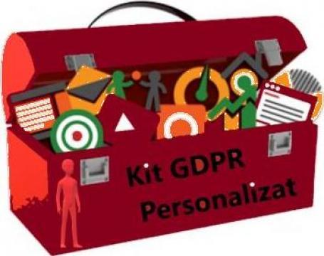 Set documente implementare GDPR / kit GDPR