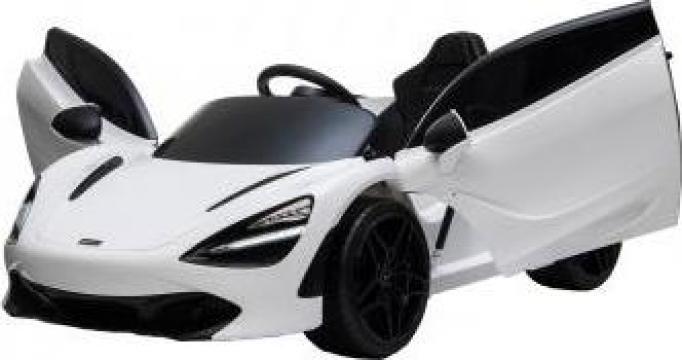 Jucarie Masinuta electrica McLaren 720S 70W 12V Premium #alb