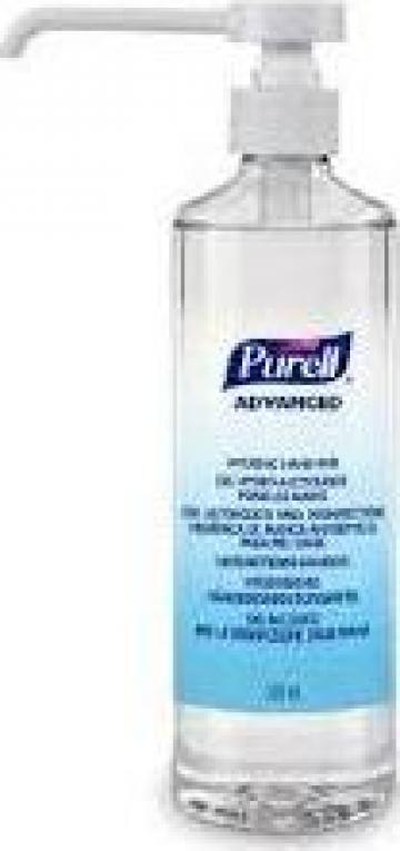 Dezinfectant maini gel Gojo Purell Advanced flacon 500 ml de la Best I.l.a. Tools Srl