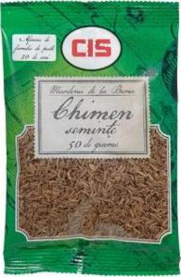 Chimen seminte 50g de la Condimente Cis