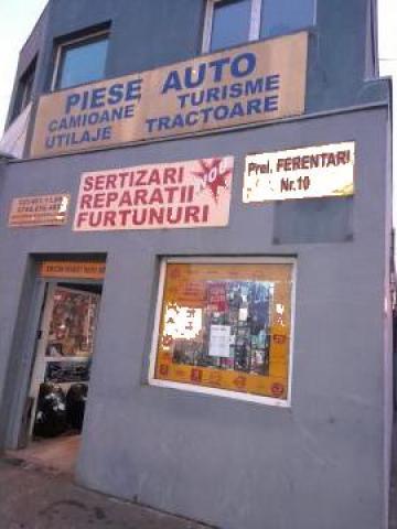 Vopsea auto Grecia albastru 134 de la Emcom Invest Serv Srl