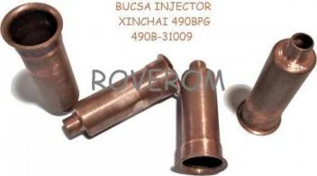 Bucsa injector Xinchai 490B, 490BPG, 490BT, 495, 498B