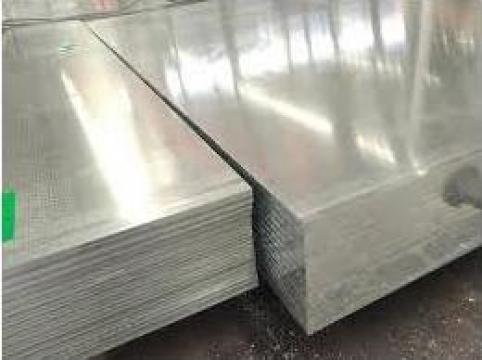 Tabla aluminiu 4mm lisa Striata Stucco de la MRG Stainless Group Srl