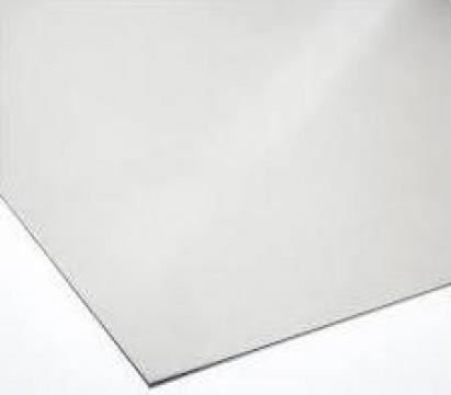 Tabla aluminiu lisa 5mm de la MRG Stainless Group Srl