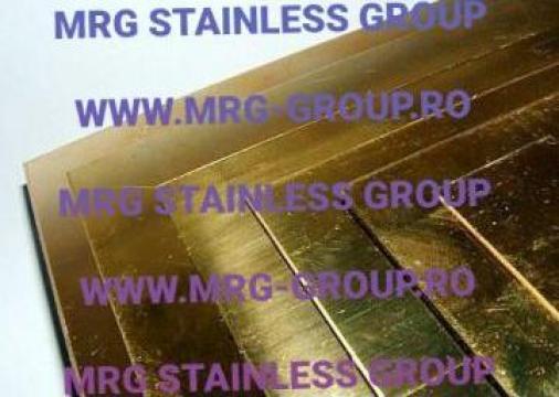 Tabla alama 0.4x1000x2000mm de la MRG Stainless Group Srl