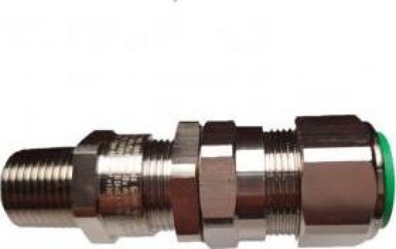 Presetupa metalica Atex M20 cablu armat 12.5-20.9 mm de la Sc Rolec Electric Industry Srl