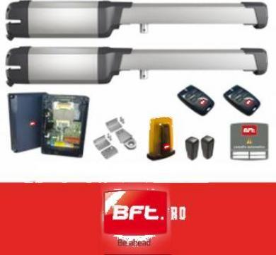 Automatizare porti batante 2 x 2.5m BFT de la Master Security Instal Srl
