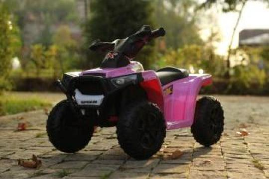 Jucarie ATV electric pentru copii BJ-116 motor 25W