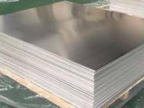 Tabla aluminiu 0.6x1000x2000 Al 99,5 duraluminiu alama