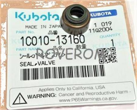 Simering supape evacuare Kubota V3300, V3600
