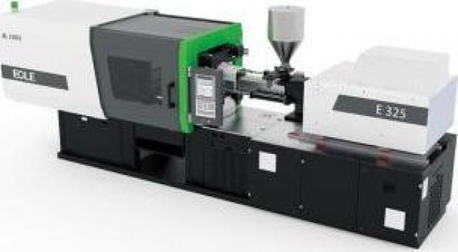 Masina de injectie electrica mase plastice de la Pacosar Services SRL