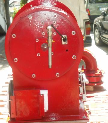 Arzator gaz 8000 kW
