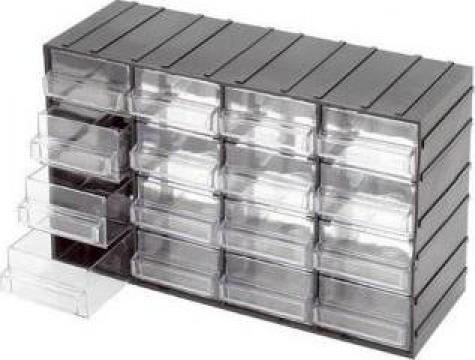 Cutii depozitare scule 16 buc. C085/16 de la Proma Machinery Srl.