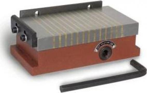 Masa cu magnet permanent PM-175 de la Proma Machinery Srl.