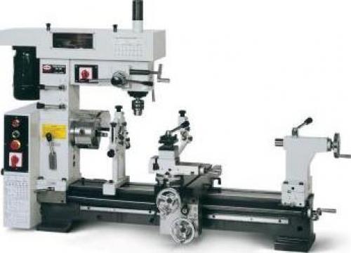 Masina combinata strung si freza SKF-800 de la Proma Machinery Srl.