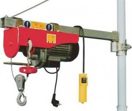Palan electric 400 kg. LN-400 de la Proma Machinery Srl.