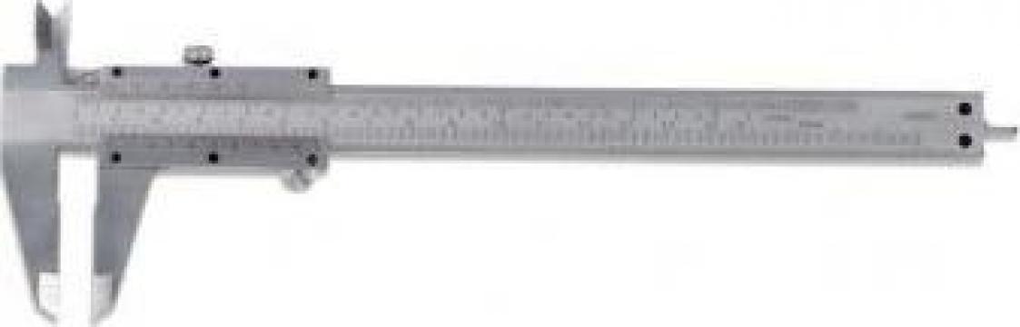 Subler 0-150 DIN 862 C019/150 de la Proma Machinery Srl.