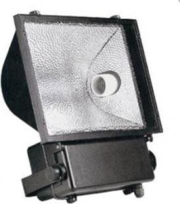 Proiector cu halogenura metalica Elmos, FE-400MHB