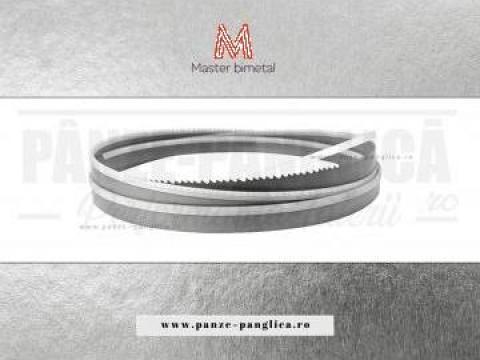 Panza fierastrau cu banda bimetal, Master 1740x13x10/14 de la Panze Panglica Srl
