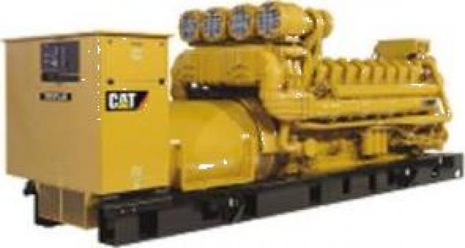 Generatoare de curent diesel 3000 kVA de la Electrofrane