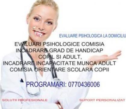 Servicii psiholog in Constanta de la Cabinet Individual De Psihologie Valentina Taranu