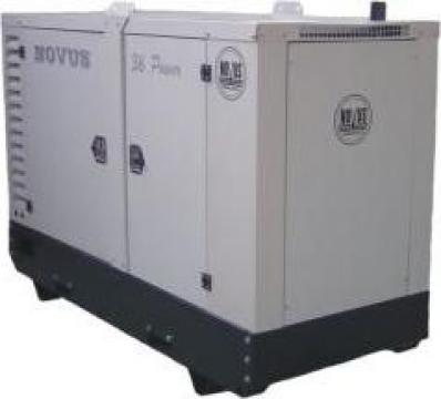 Generatoare cu insonorizare si automatizare 36 kVA de la Electrofrane