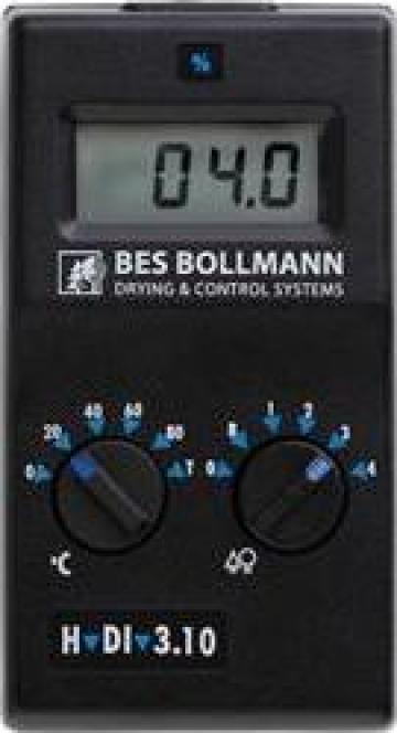 Umidometru pentru lemn Bollmann H-DI 3.10
