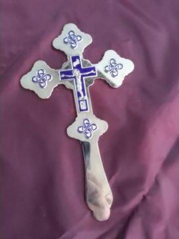 Semn de carte Cruce de la Chris World Srl