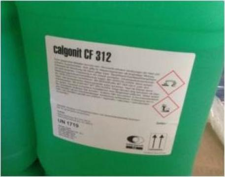 Dezinfectant suprafete biocid 25 kg