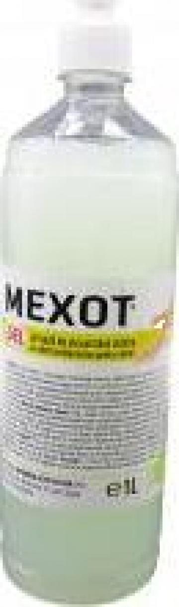 Gel dezinfectant/maini cu alcool Dr. Glomax - Mexot 1Litru de la Agan Trust Srl