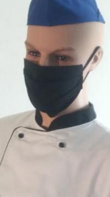 Masca de protectie grena bumbac