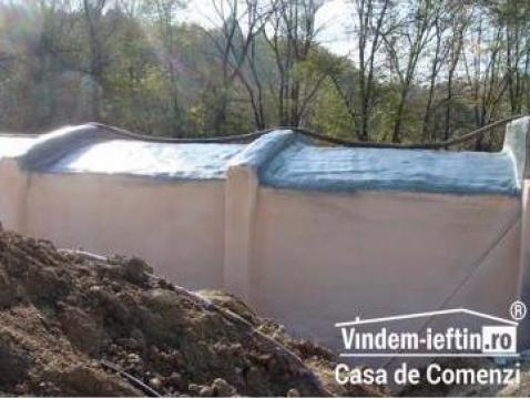 Sistem hidroizolatie exterior 5cm de la Vindem-ieftin.ro