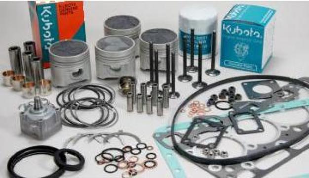Piese motoare Kubota de la Terra Parts & Machinery Srl