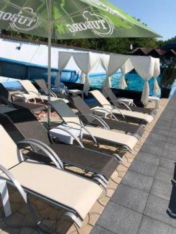 Sezlonguri piscina pensiune, hotel, parc acvatic, strand de la M.f.l. Contract Services Srl
