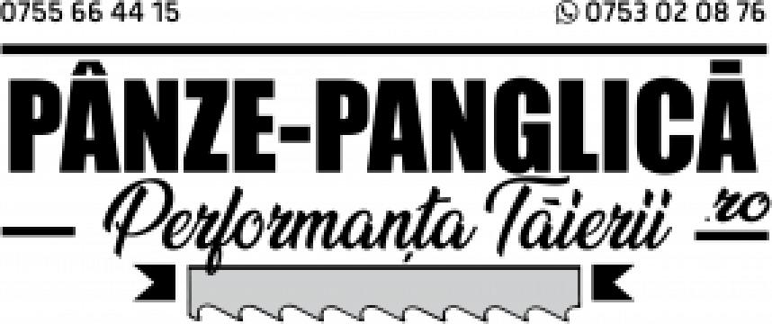 Panza 1440x13x8/12 panglica metal fierastrau Pilous ARG 130 de la Panze Panglica Srl